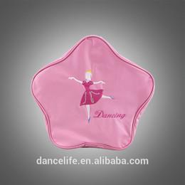 Wholesale dance bags pink resale online - R3029 Pink ballet dance bags for girls dance bags Guangzhou ballet dance bags