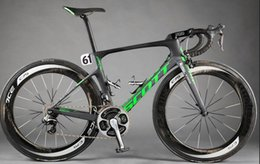 $enCountryForm.capitalKeyWord Australia - Foil Team Lssue Full Carbon Road complete Bike Bicycle With dura ace c75 88mm WHEELSET Sale handlebar