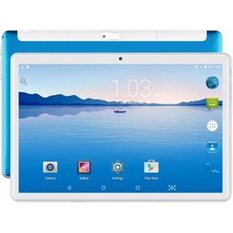 4G Tablet PC 10 inch IPS Touch Screen Android 8.1 2GB 32GB (Show 4GB+64GB) MTK6937 Support FDD TLE 4G SIM Phone Tablet on Sale