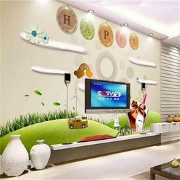 $enCountryForm.capitalKeyWord NZ - custom size 3d photo wallpaper mural kids room birthday gift bicycle 3d picture photo sofa TV backdrop wall wallpaper non-woven wall sticker