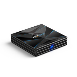 Chinese  2018 Hk1 super Set top Tv Box Android 9.0 RK3318 2Gb 16Gb smart TV box manufacturers