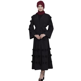 cabcefa3307c0 Shop Black Dubai Abayas UK | Black Dubai Abayas free delivery to UK ...