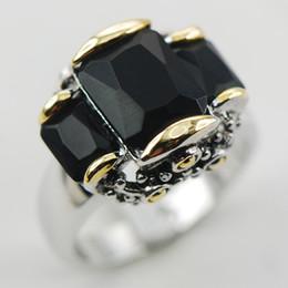 $enCountryForm.capitalKeyWord Australia - ring butterfly Black Onyx 925 Sterling Silver Ring Size 6 7 8 9 10 F999