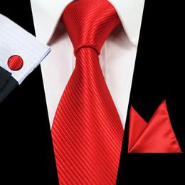 $enCountryForm.capitalKeyWord NZ - Navy Blue Flower Men Stylish Tie Dot Strip Tie Round Cufflinks Hanky Set Fashion Silk Necktie for Men Stylish Floral Necktie