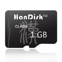 Venta al por mayor de Mandisco Original TF 1GB Micro SD tarjeta microSD Cape Cape Cape FCC Certificado FCC para teléfono móvil Tablet Cámaras