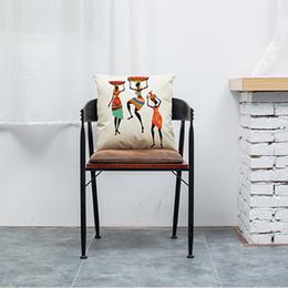 $enCountryForm.capitalKeyWord Australia - Indian Style Cotton Pillow Case Sofa Waist Throw Cushion Cover Home Car Decor Cushions Home Decorative Cushions for Sofa C30313