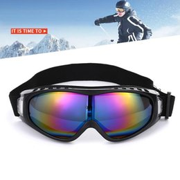 sunglasses snowboard Australia - Outdoor Sports Polarized Ski Goggles Anti-UV Sunglasses Eyewear Windproof Equipment for Men Women Ski Eyewear Snowboard Goggles