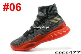 crazy shoes for sale NZ - Hot Sale 2028 Crazy Explosive 2017 Andrew Wiggins Basketball Shoes for High quality Mens Sports Training Sneakers Size 40-46 Free Shipping