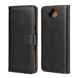 Flip Phone Cases NZ - Genuine Leather Cover Flip Case For Sony Xperia 10 Carcasas Phone Cover Coque Xperia XA3 Wallet Case Protective Cover Xperia10