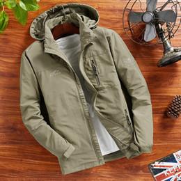 $enCountryForm.capitalKeyWord Australia - Water Proof Coat Men Autumn Jacket Quick-drying Windproof Jacket Casual Coat Windbreaker Loose Mens Jackets and Coats M 4XL