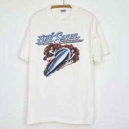 Silver Bobs Australia - Vintage 1996 Bob Seger and The Silver Bullet Band North American Tour Shirt