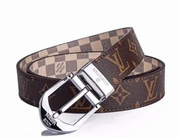 $enCountryForm.capitalKeyWord UK - Fashion Brand Belt Genuine Leather Men Belt Designer Luxury High Quality H Smooth Buckle Mens Belts For Women1 g buckle belt Jeans Cow Strap