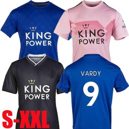 $enCountryForm.capitalKeyWord NZ - Leicester Soccer Jersey City Tshirt 19 20 Vardy Home Football Shirt Morgan CHILWE T-shirt Mens Shirts Gray Adult Kit Camiseta Maillot S-2XL