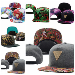 326e6ff4b48 2019 New Fashion Hater flower floral Baseball Caps Hip Hop Snapback Cap For  Men Women toucas gorros Snapback Hats
