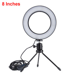 Wholesale Studio Ring Shape Led Fill Light Video Eye Protection Flicker Free Low Heat With Controller Photography Dimmable Phone Safe USB