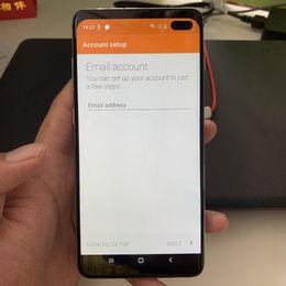 "$enCountryForm.capitalKeyWord Australia - Cheap 3G WCDMA Goophone S10+ V4 Clone Quad Core MTK6580 1GB 8GB Android 9.0 6.4"" Punch-hole Full Screen In-Display Screen 3500mAh Smartphone"