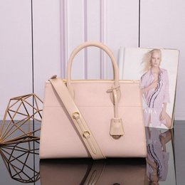 $enCountryForm.capitalKeyWord NZ - Genuine leather Designer handbag 1BA116 Cross Women Handbag Top Handles Shoulder Bags Crossbody Belt Boston Bags Totes Mini Bag Clutches