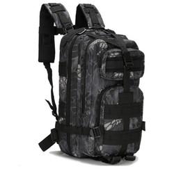 Ingrosso In magazzino Camouflage Zaino da viaggio Zaino da viaggio Uomo Drop Ship Bag 3P Backpacchi di tela maschili maschili Zaini di grande capacità Zaino impermeabile