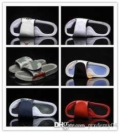$enCountryForm.capitalKeyWord Australia - New 5 V slippers 5s world Slide sandals Hydro beach outdoor basketball men shoes casual Sports sneakers size 7-13