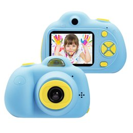 $enCountryForm.capitalKeyWord Australia - Kids Toys Camera, 3-6 Year Old Girls Boys, Best Gift for 5-10 Year Old Boy Girl 8MP HD Video Camera Creative Gifts,Blue