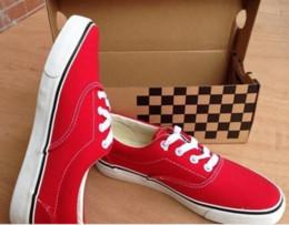 $enCountryForm.capitalKeyWord Australia - New fashion men's and women's fashion flat canvas shoes men's and women's casual shoes free shipping