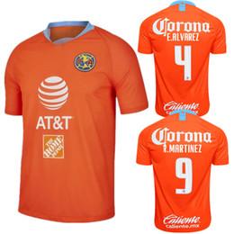 b05ac120487     2018 2019 Mexico LIGA MX Club America Soccer Jerseys Home 18 19  Apertura A18 CAMPEON Third Xolos de Tijuana Chivas Tigres football shirt