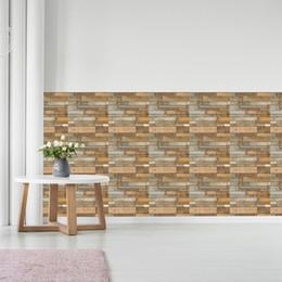 $enCountryForm.capitalKeyWord Australia - 3D Stereo Brick Wall Decals Living Room Bathroom Bedroom Kitchen Tile Decor Self-adhesive Wallpaper Poster Stickers Art Decoration Decals