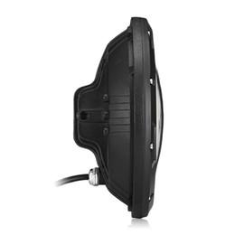 venda por atacado 1 pc H4 300W 7 polegadas carro led farol com cabo adaptador H13 para veículo off-road de jipe suv