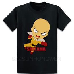 Saitama T Shirt Trend O-Neck Famous Printed Spring Autumn Tee Shirt Funny Cool Shirt