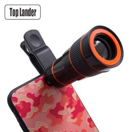 $enCountryForm.capitalKeyWord Australia - 8X Zoom Mobile Phone Monocular Telescope Lens Monocular adjustable Zoom lens HD Smartphone Telescope Camera Lens Clip Universal