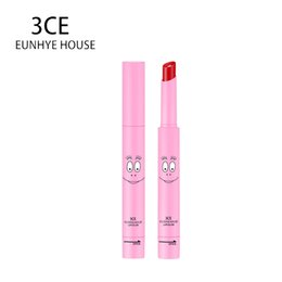 $enCountryForm.capitalKeyWord Australia - 3CE EUNHYE HOUSE Matte Lips Makeup 8 Color Long-lasting Lipstick Waterproof Matte Beauty moisturizing Lipstick Hot Sale