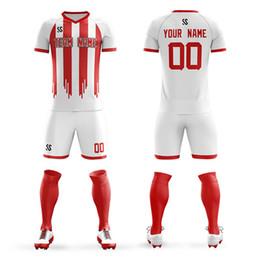 454ba4675 Custom Adult Cheap High Quality Sublimation Printing footaball jersey  soccer uniform breathable sets