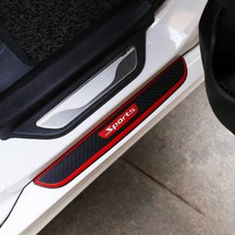 Universal change online shopping - 2PCS Door Edge Guards Car Styling Styling Mouldings Car Door Protection Strip Universal Auto Replacement Protector