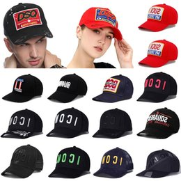 ivory caps best NZ - wholesale Best selling icon hat d2 baseball caps cap embroidery Luxury mens hat Snapback cap adjustable Golf cap