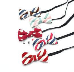Wholesale New kids Bow Tie kids designer bow tie children bows tie accessories for kids bowtie boys NeckTie A6089