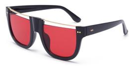 $enCountryForm.capitalKeyWord Australia - Luxury- Euro Stylish POP Fashion Sunglasses Unisex Half Frame Luxury Design Glasses Multi Colors Eyewear Eyeglasses Female Male sun Glass U