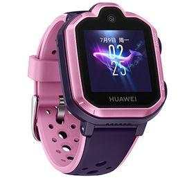 Gps Smart Watch Phone For Kids Australia - Original Huawei Watch Kids 3 Pro Smart Watch Support LTE 4G Phone Call GPS NFC HD Camera Wristwatch For Android iPhone iOS Waterproof Watch