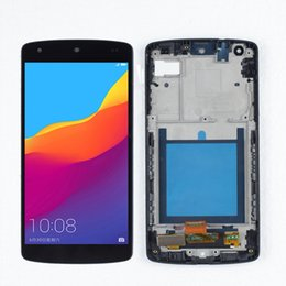 Replacement Touch Screen Panel Nexus Australia - For LG Nexus 5 D820 D821 LCD Replacement 4.95inch Best Quality LCD Touch Screen Display Digitizer Assembly LCD Complete