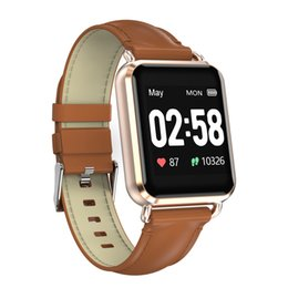 $enCountryForm.capitalKeyWord UK - Q13 Smart Watch BT4.0 Heart Rate Blood Pressure ECG PPG Fitness Life Waterproof Multiple Sports Modes Smartwatch For iOS Android