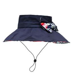$enCountryForm.capitalKeyWord Australia - Spring And Summer Beach Sport Hat Cap New Empty Top Hats Fashion Bow Outdoor Sun Beach Caps For Women Sports Elegant Accessories