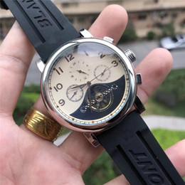 $enCountryForm.capitalKeyWord NZ - Hot Sale Famous Tourbillon Men Watches Montre Luxury Automatic Mechanical Watch Men Silicone Band Business Male Wristwatches