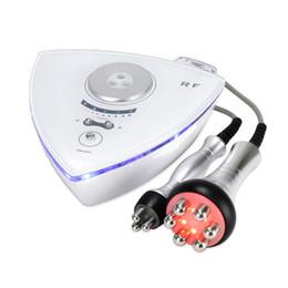 Skin Tightening Machines For Home Use Australia - Home Use Portable 2 IN 1 Tripolar Sixpolar RF Skin Tightening Face Lifting Beauty Machine For Face Eyes Body RF