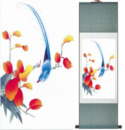$enCountryForm.capitalKeyWord Australia - Chinese Ink Painting Digital printing traditional flower and bird painting