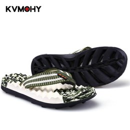 Clamp Couplings Australia - Flip Flops Men Shoes Slippers Male New Fashion Brand Couple Beach Shoes Casual Anti-skid Clamp Foot Mens Slides