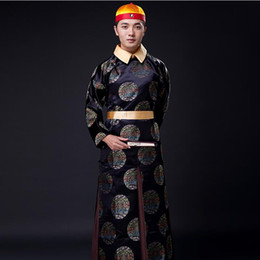71e971be7 Chinese Traditional Clothes tang suit sets ancient Qing Dynasty Emperor  Prince TV Play Actor performance stage wear Cosplay Costume
