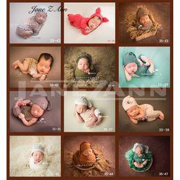$enCountryForm.capitalKeyWord Australia - Jane Z Ann Baby Photography Props Newborn Lace Bodysuits  wrap+hat Infant Bebe Photo Props Outfits Studio Accessories J190517