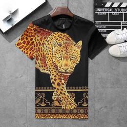 Money Print Shirts Australia - 2019 Mens Luxury Money Letter Print T-Shirts Brand Short Sleeve Tshirt Designer Males Fashion Loose Streetwear Tees Tops m-3xl