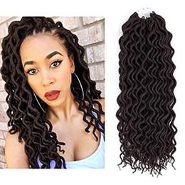 $enCountryForm.capitalKeyWord Australia - Crochet Braiding Hair Braids Mambo Hair ExtensionCurly Faux Locs Soft Hair Twist Braids 24Roots Pack (18inch,#4)