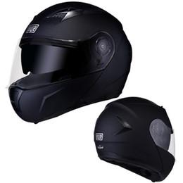 $enCountryForm.capitalKeyWord NZ - DOT cool dual-lens interior visor modular flip helmet capacetes men's knight motorcycle helmet racing off-road MOTO