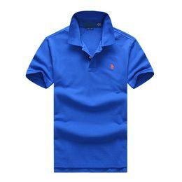 $enCountryForm.capitalKeyWord UK - Polo ralph t shirts lauren mens polos brand men luxury shirts men designer clothing t shirts Embroidery Pony mark top quality polos mens tee